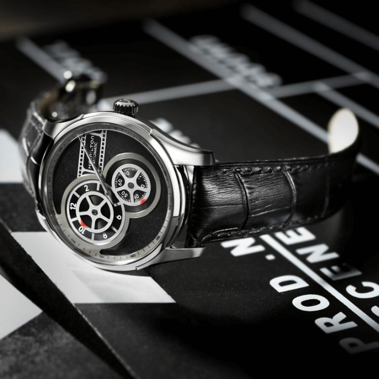 Кіношний годинник від легендарної компанії Hamilton 031baa448715b