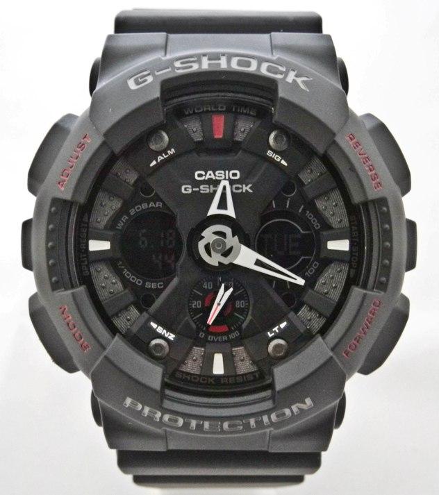 Огляд годинників Casio G-Shock GA-100 39f5af66008fe
